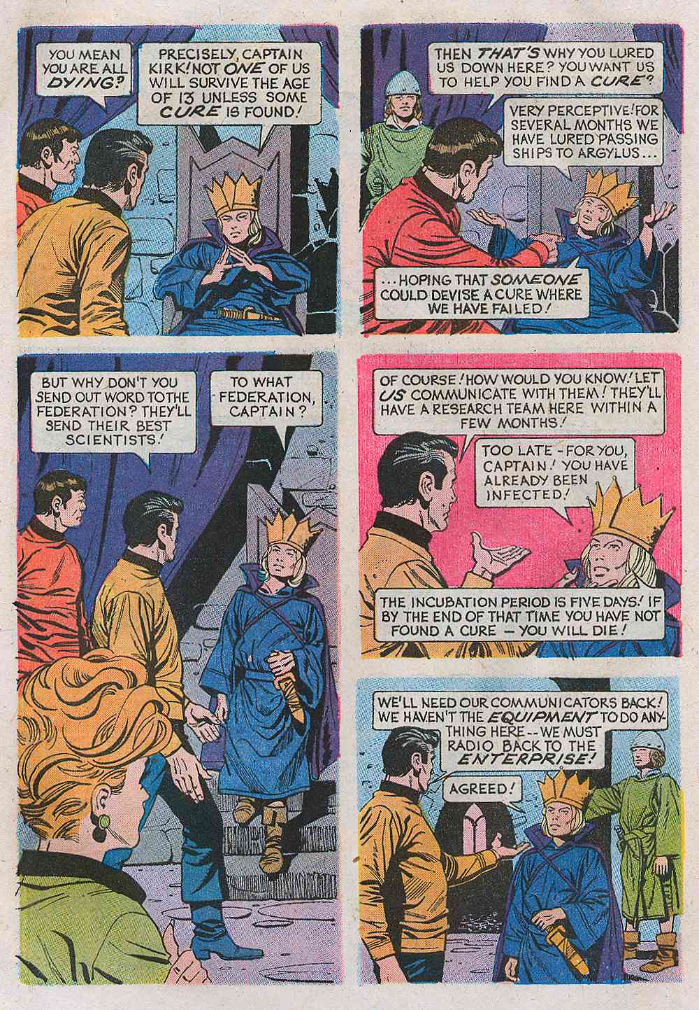 Star Trek (1967) Issue #23 #23 - English 8