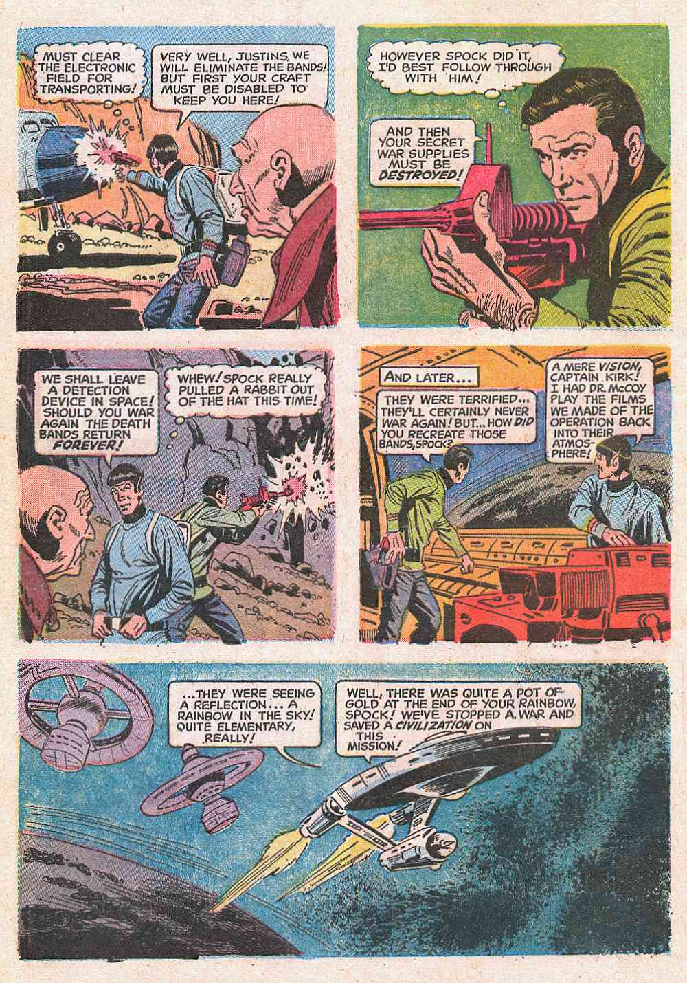 Star Trek (1967) Issue #5 #5 - English 27