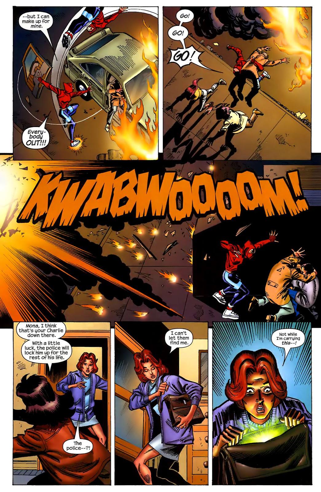 Amazing Spider-Girl Issue #1 #2 - English 21