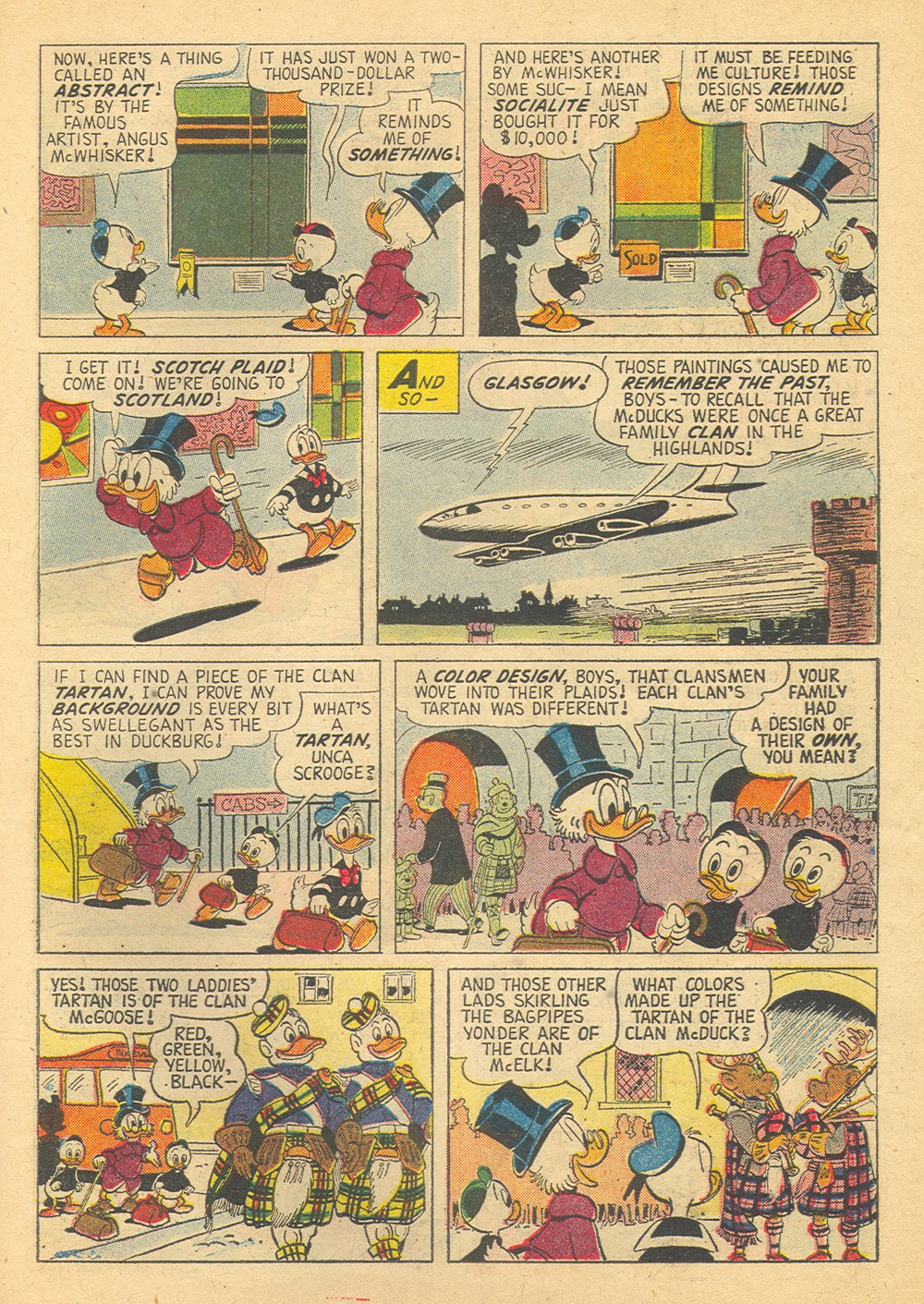 Uncle Scrooge (1953) Issue #29 #29 - English 27