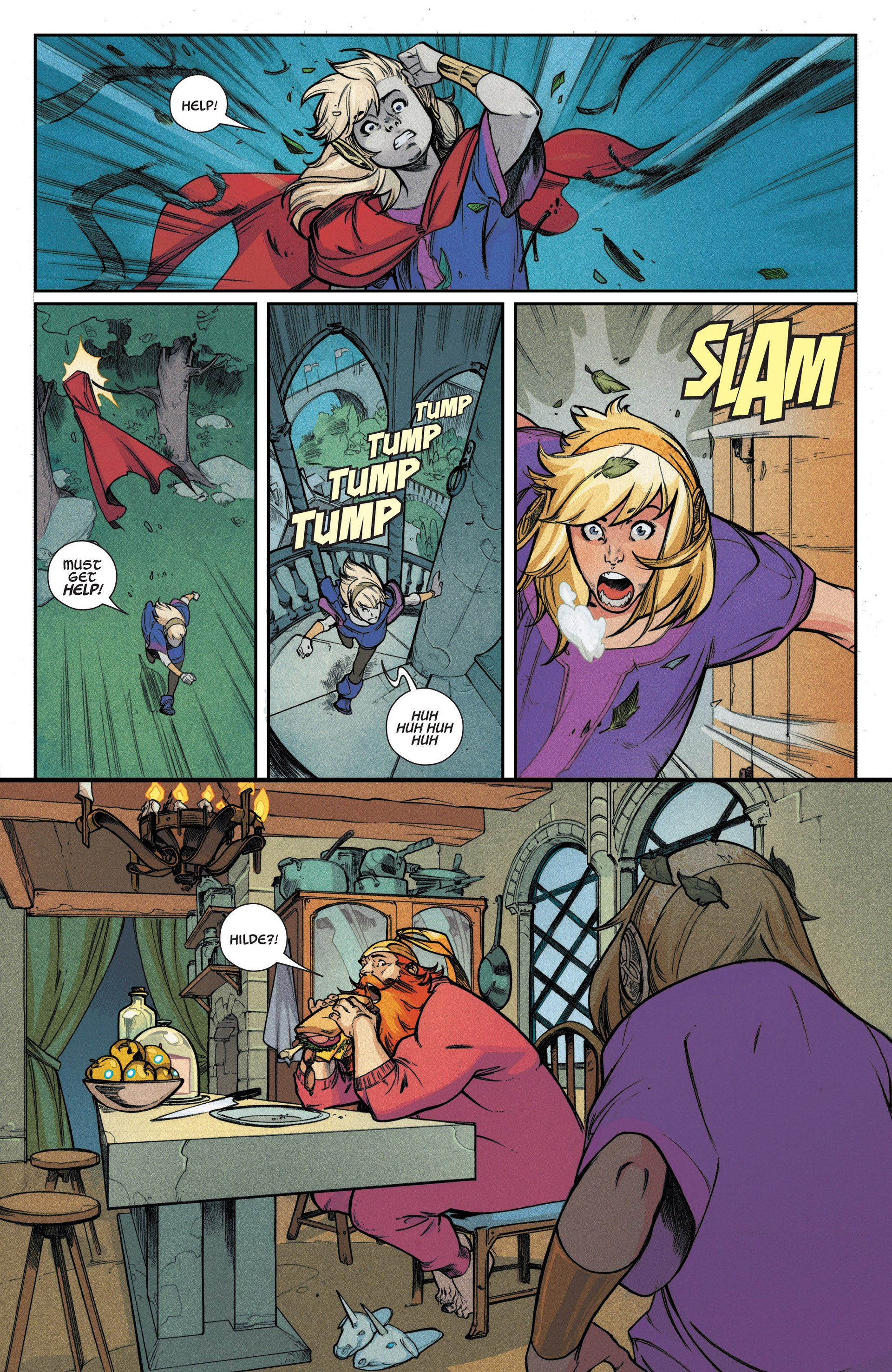 Read online Journey into Mystery (2011) comic -  Issue #651 - 9
