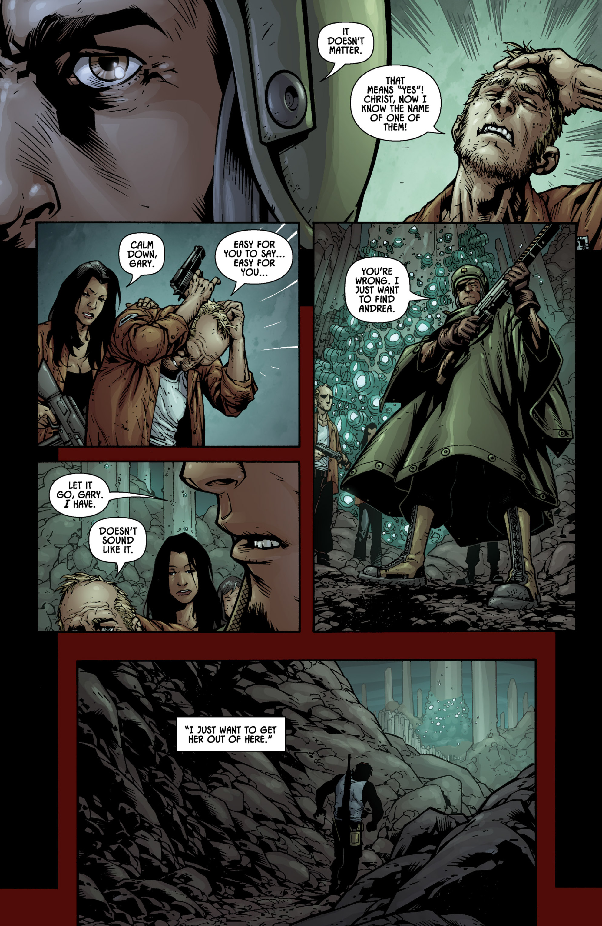 Aliens (2009) TPB Page 81