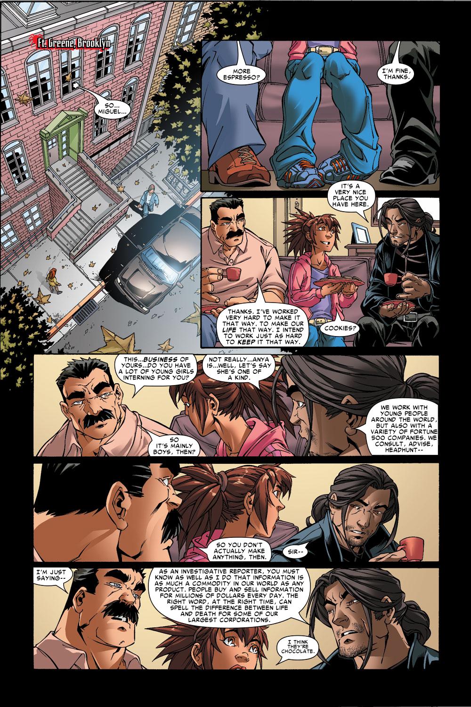 Read online Amazing Fantasy (2004) comic -  Issue #6 - 3
