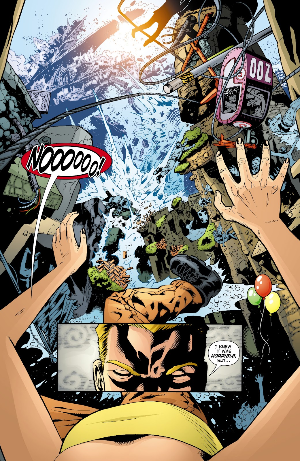 Aquaman (2003) Issue #16 #16 - English 20