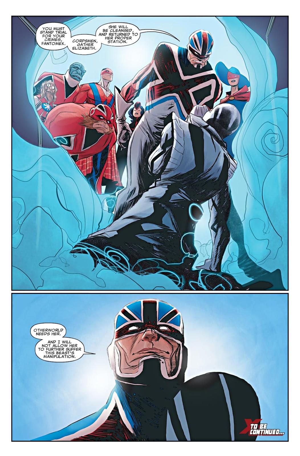 Uncanny X-Force (2010) Issue #19 #20 - English 22