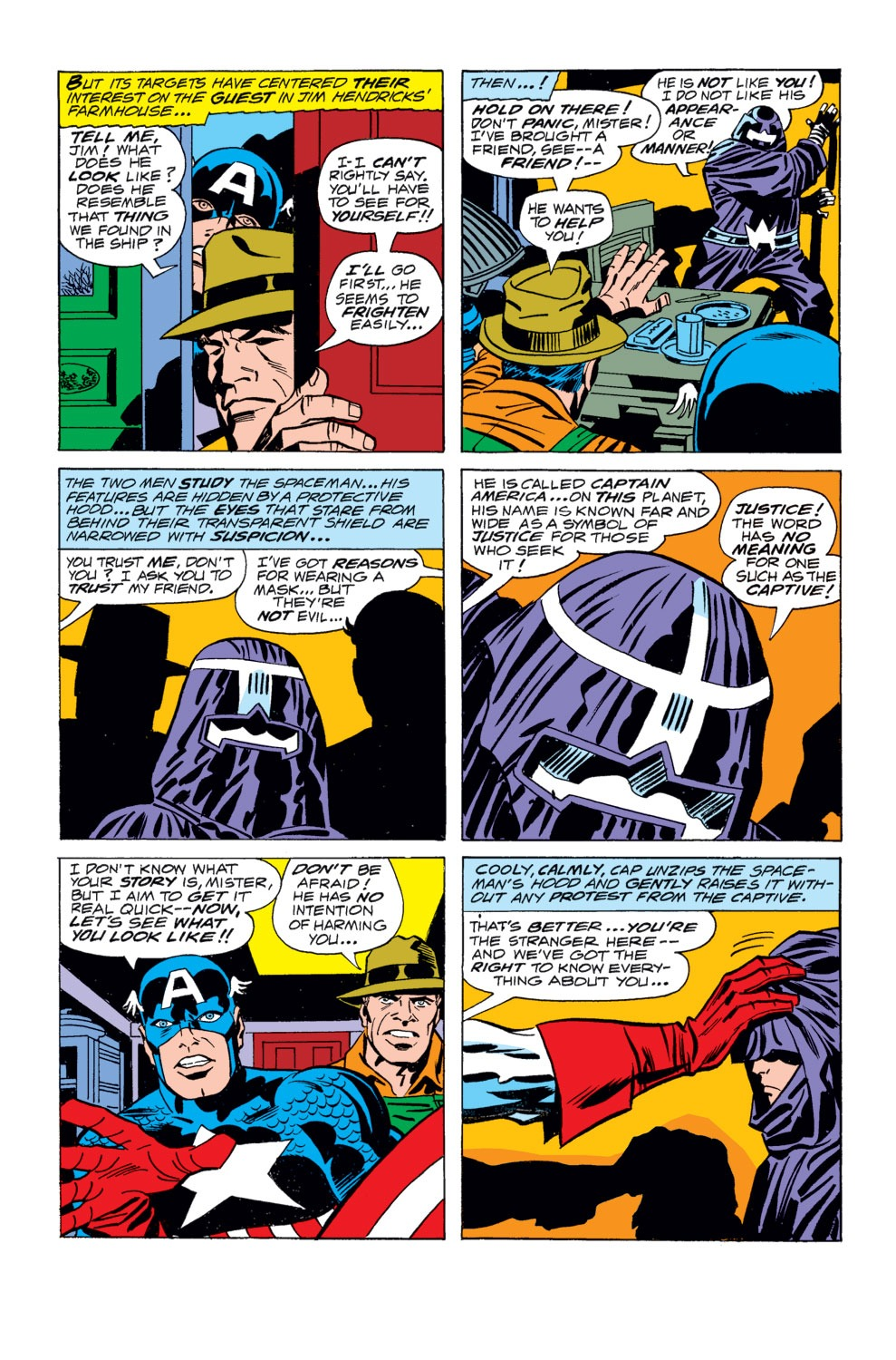 Captain America (1968) _Annual 3 #3 - English 7