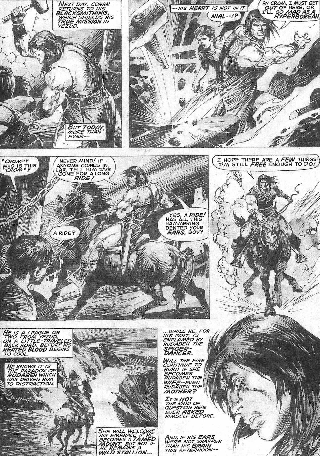 The Savage Sword Of Conan Issue #209 #210 - English 24