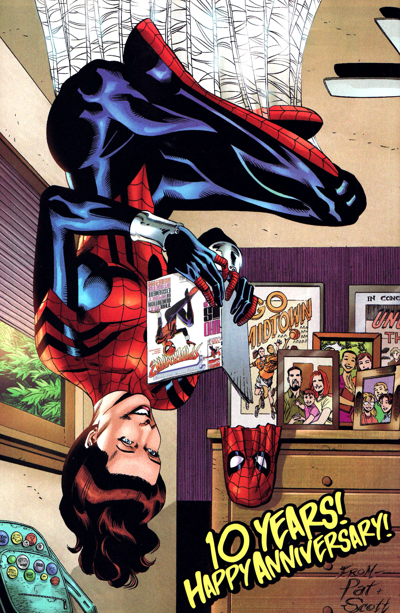 Amazing Spider-Girl 15 Page 41