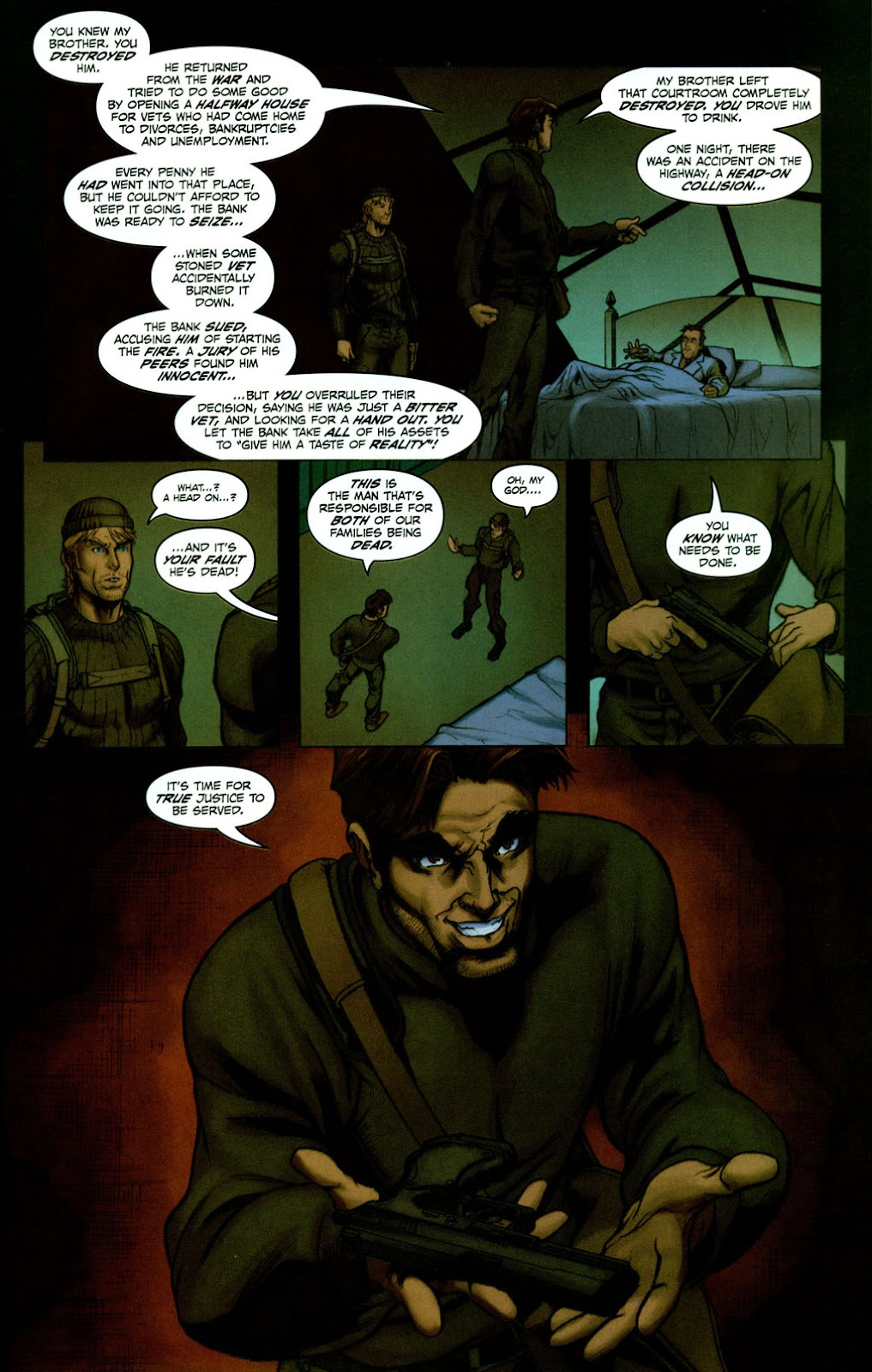 Snake Eyes: Declassified Issue #2 #2 - English 17