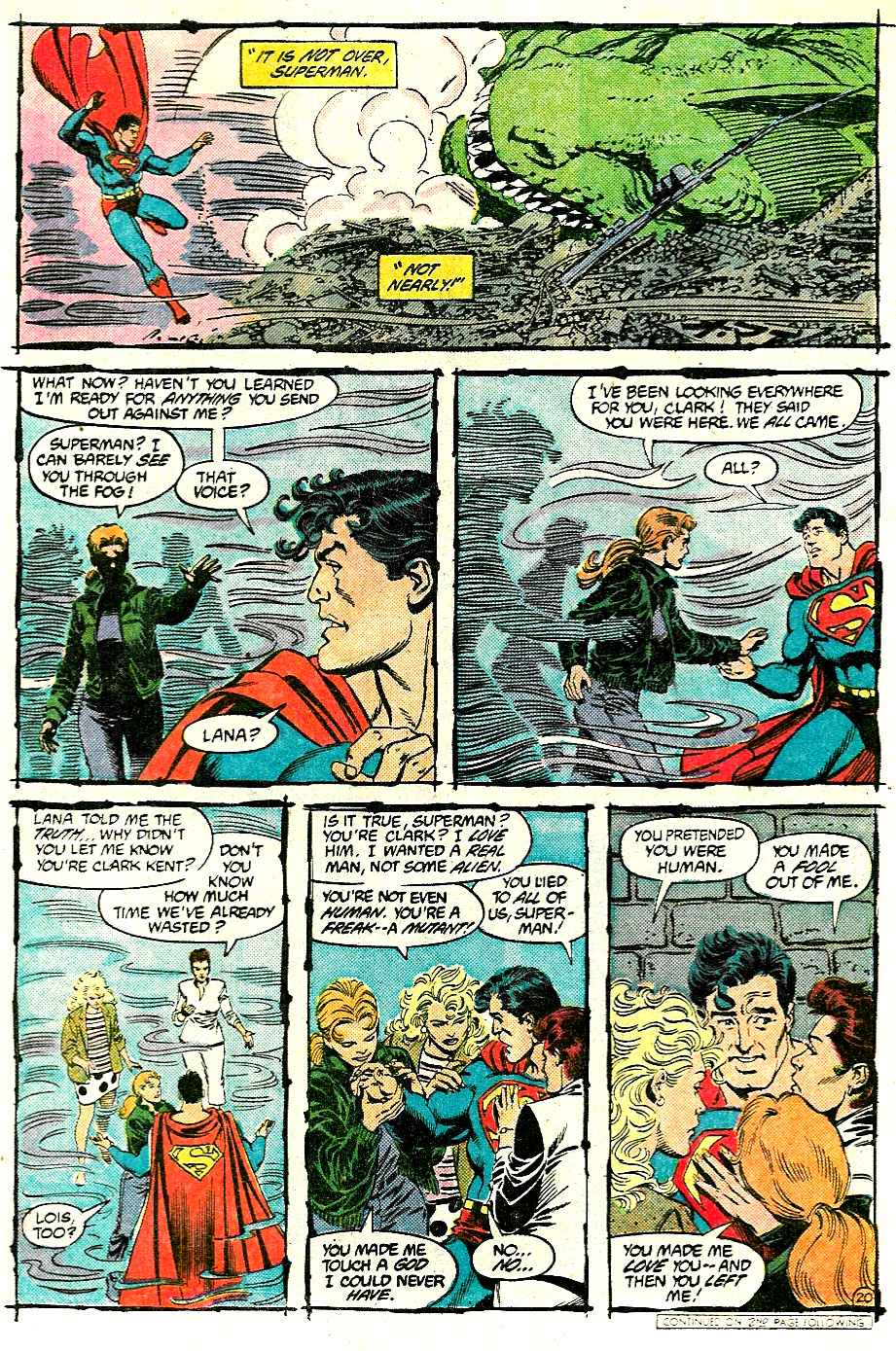 Adventures of Superman (1987) 427 Page 19