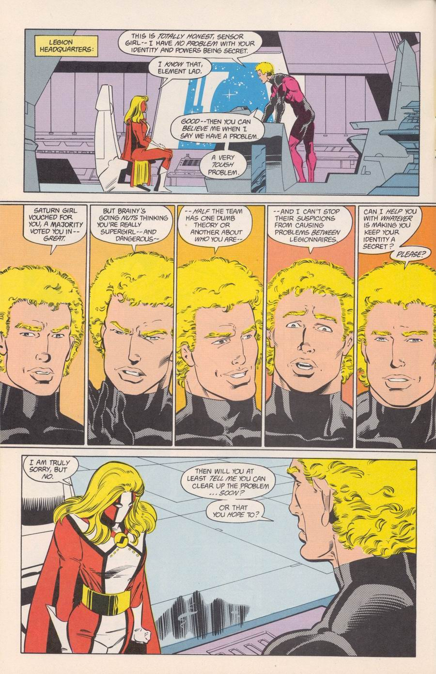 Tales of the Legion Issue #349 #36 - English 21