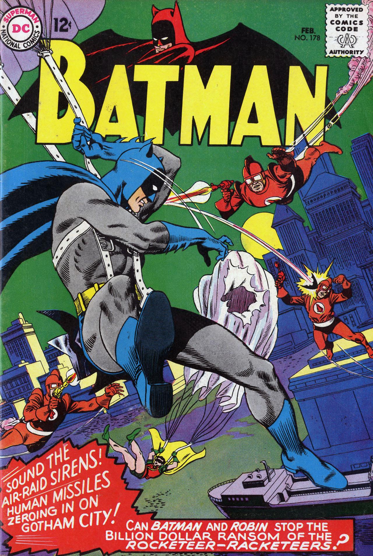Batman (1940) 178 Page 1