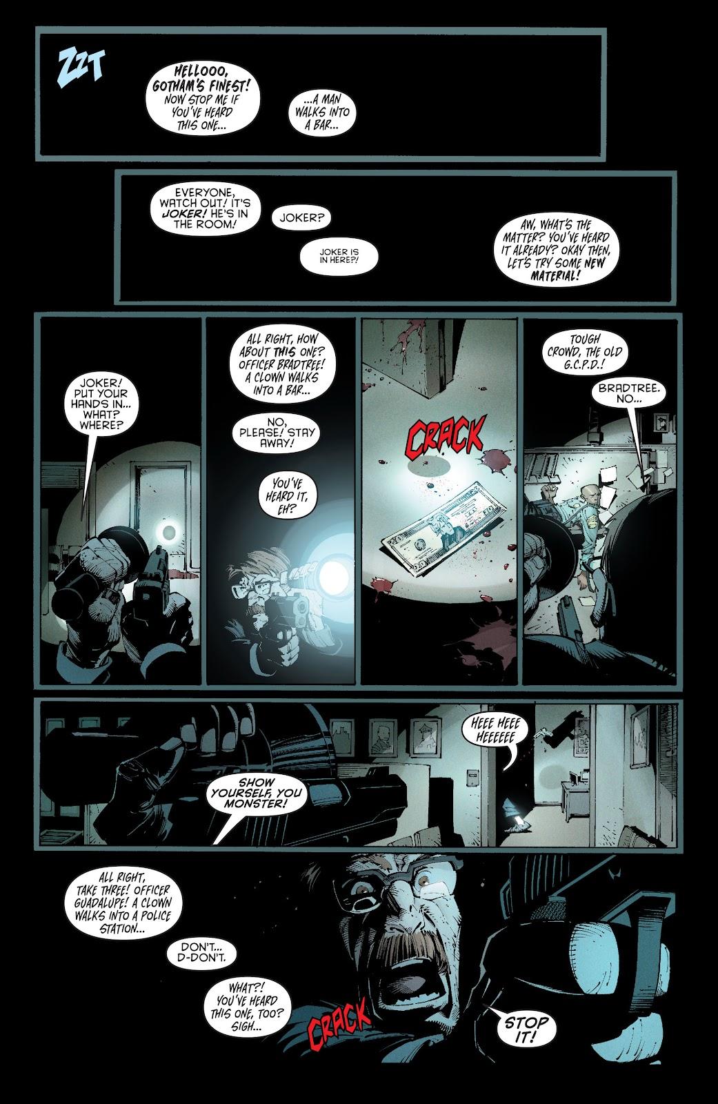 Batman (2011) Issue #13 #28 - English 6