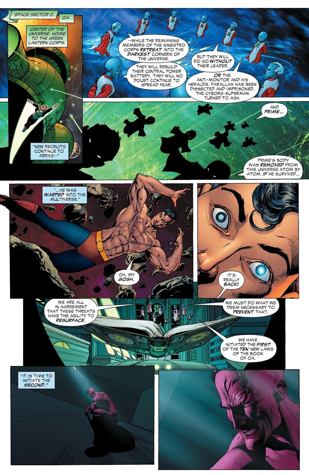 Green Lantern: The Sinestro Corps War Full #1 - English 285