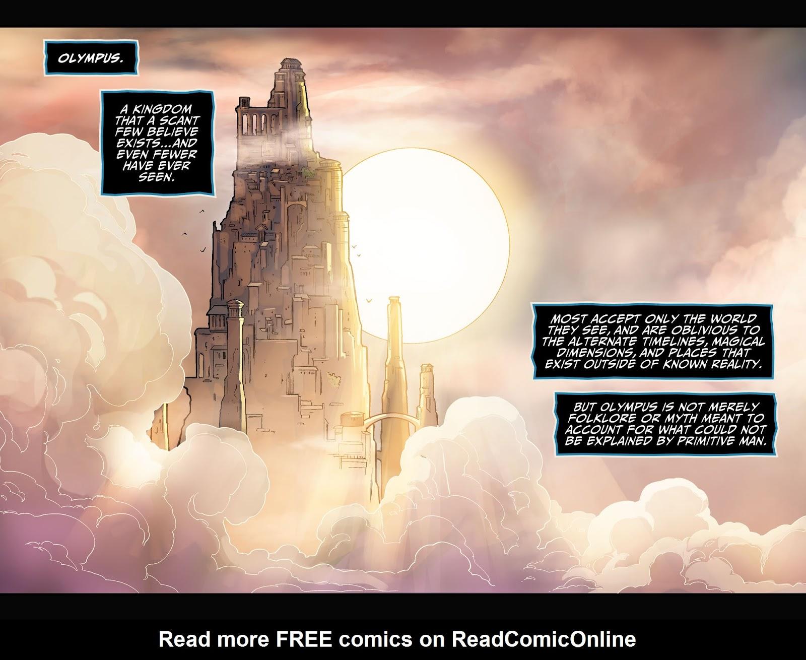 Injustice: Gods Among Us Year Four Issue #1 #2 - English 3