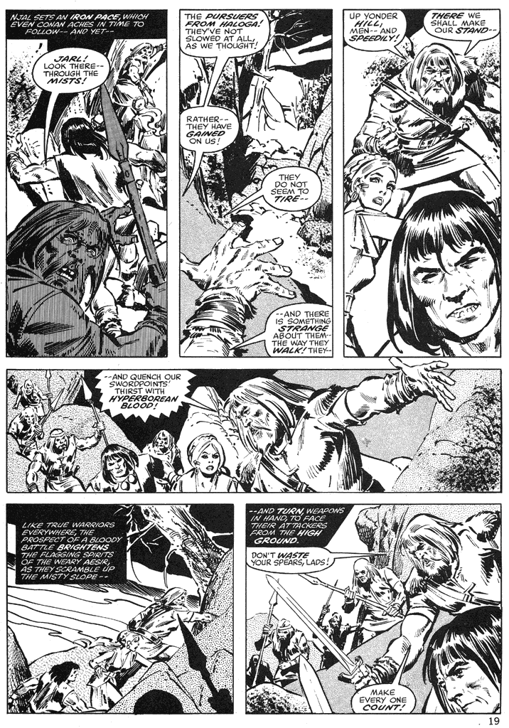 The Savage Sword Of Conan Issue #39 #40 - English 19