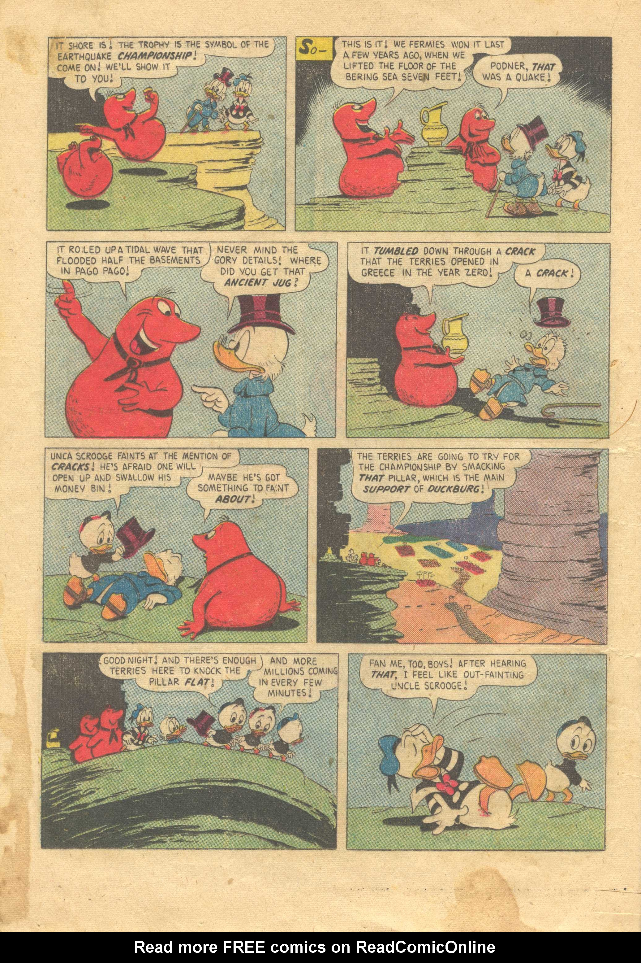 Uncle Scrooge (1953) #13 #392 - English 16