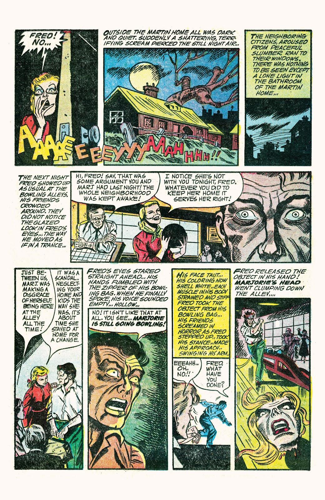 Haunted Horror Issue #5 #5 - English 22