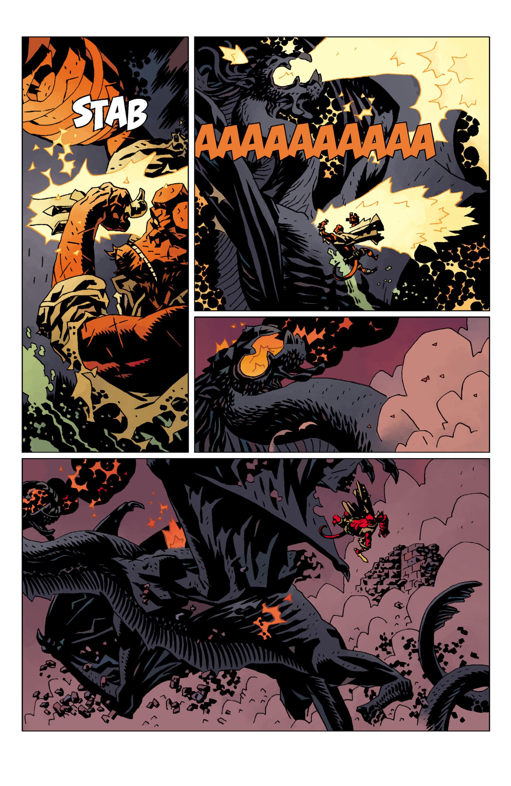 Hellboy chap 12 pic 154