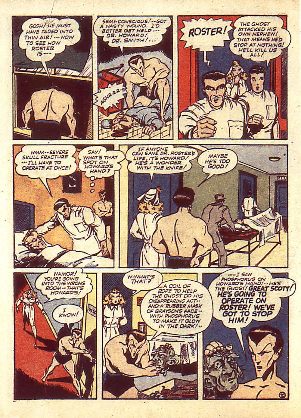 Sub-Mariner Comics Issue #4 #4 - English 13