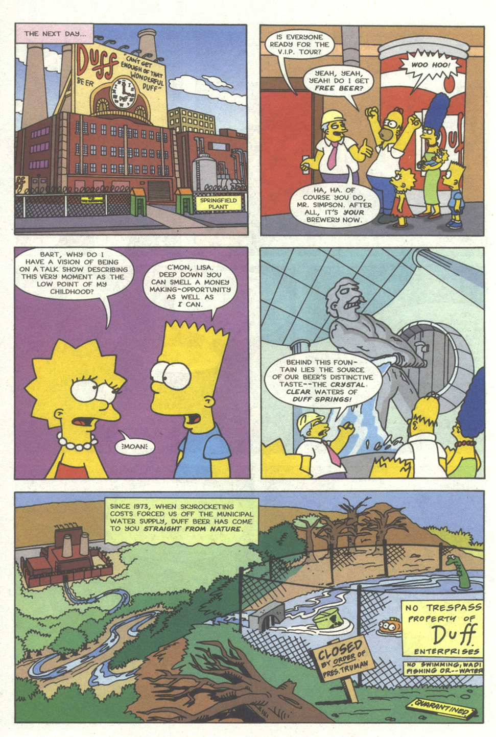 Read online Simpsons Comics comic -  Issue #14 - 11