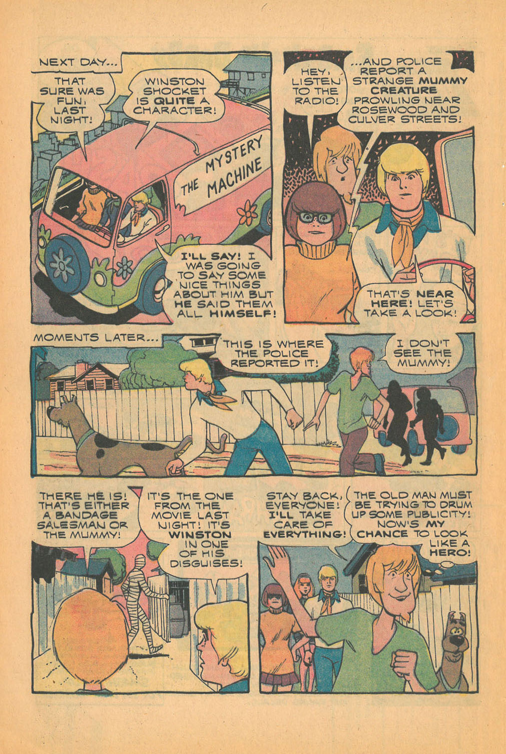 Read online Scooby-Doo... Mystery Comics comic -  Issue #21 - 8