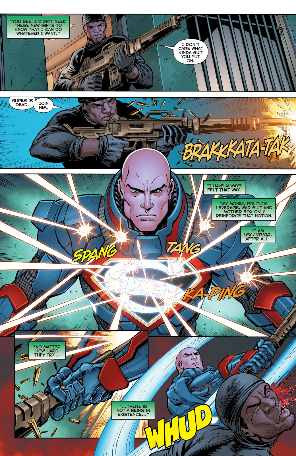 Justice League (2011) Issue #52 #62 - English 11