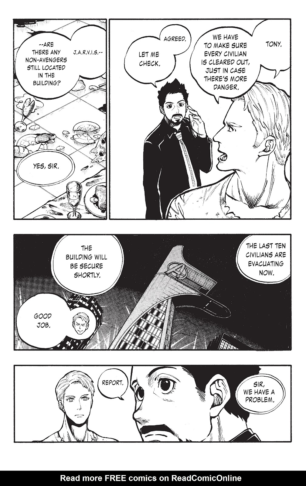 Zombies Assemble Issue #1 Page 19