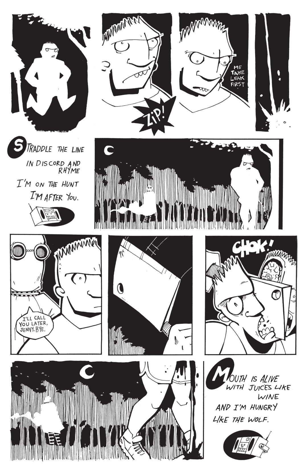 Read online Scud: The Disposable Assassin: The Whole Shebang comic -  Issue # TPB (Part 3) - 112