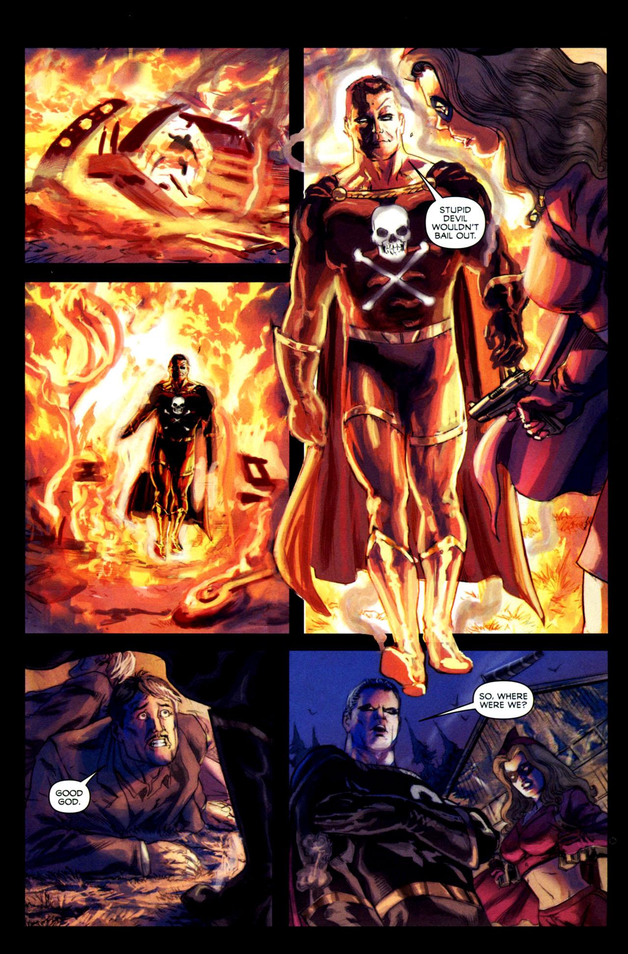 Read online Masquerade comic -  Issue #2 - 28