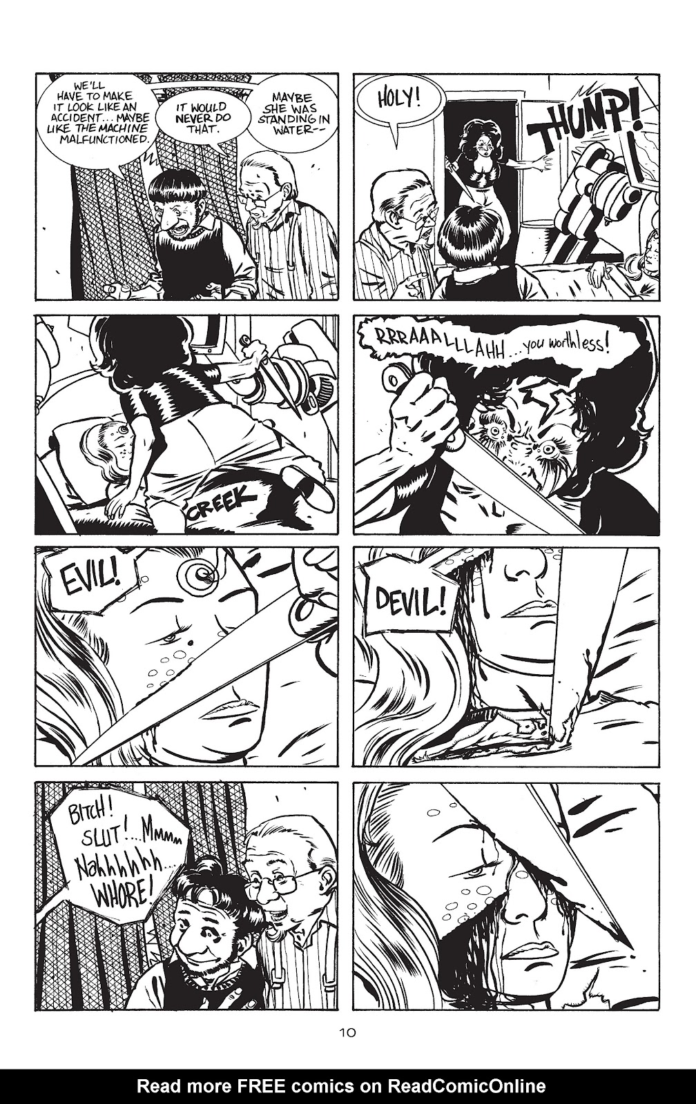 Stray Bullets Issue #6 #6 - English 12