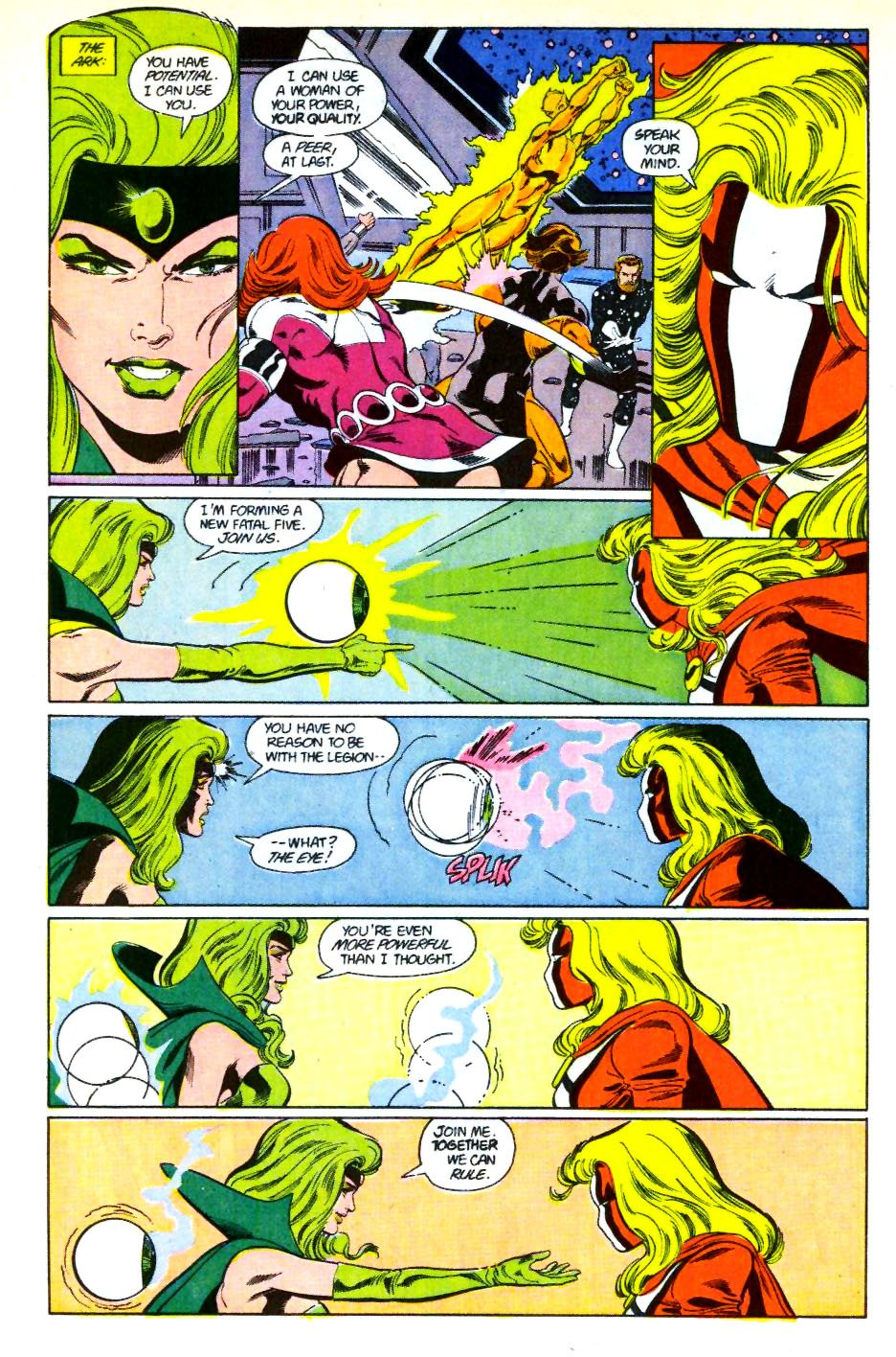 Tales of the Legion Issue #346 #33 - English 18