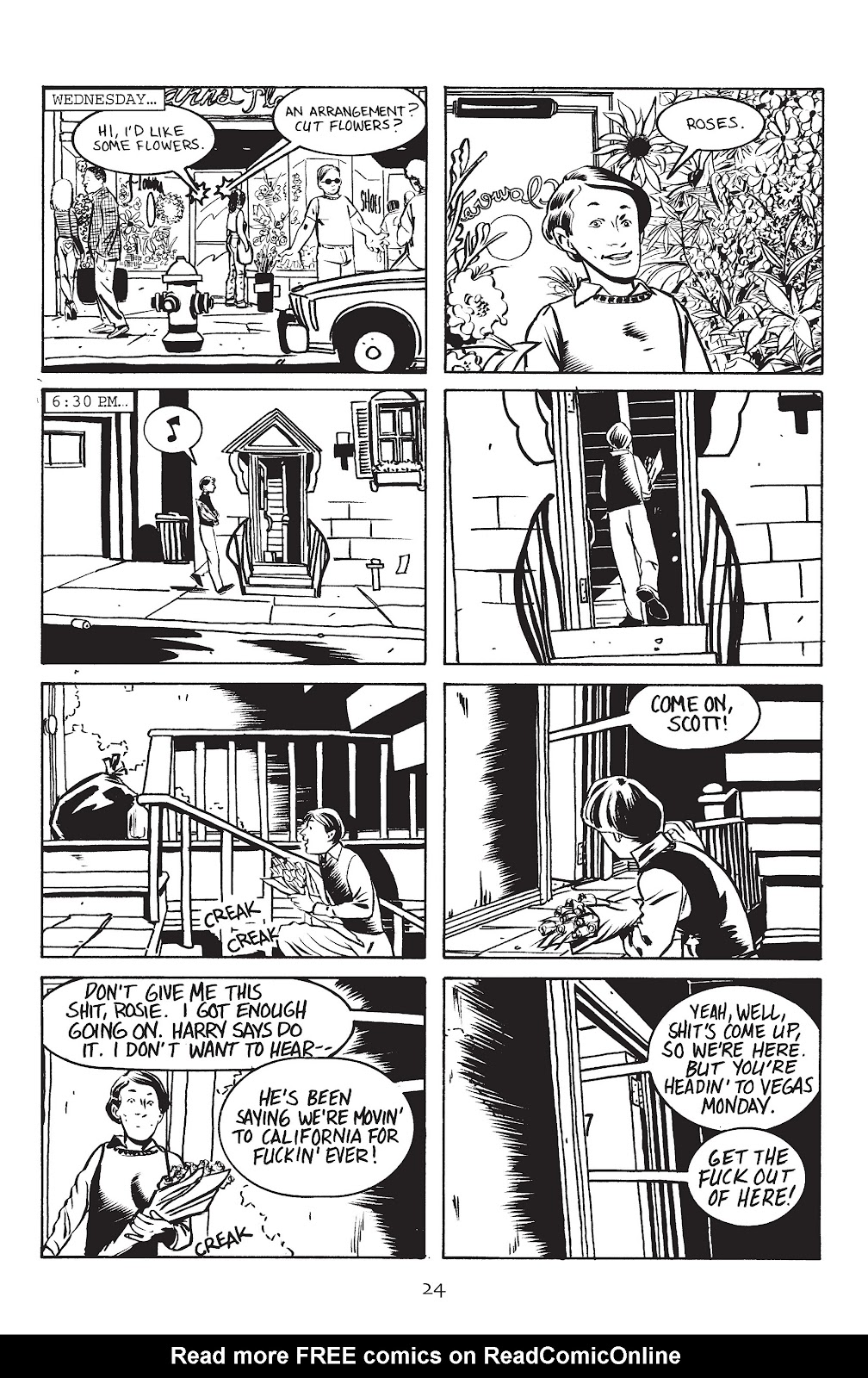 Stray Bullets Issue #5 #5 - English 26