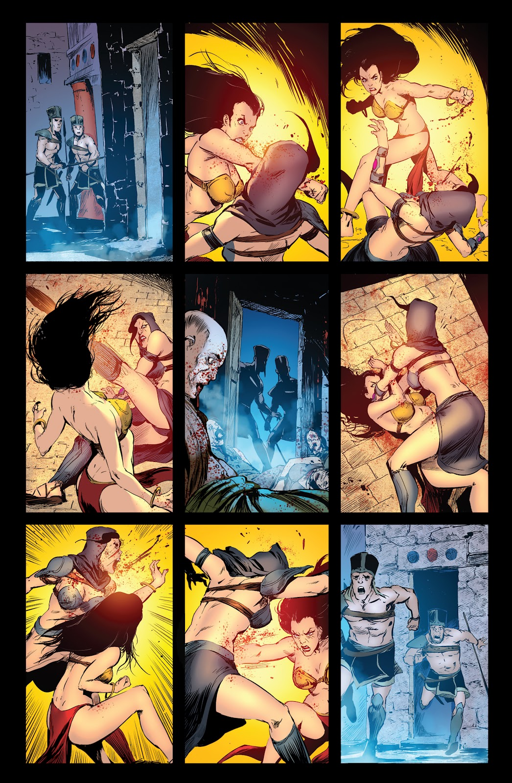 Queen of Vampires Issue #7 #7 - English 24