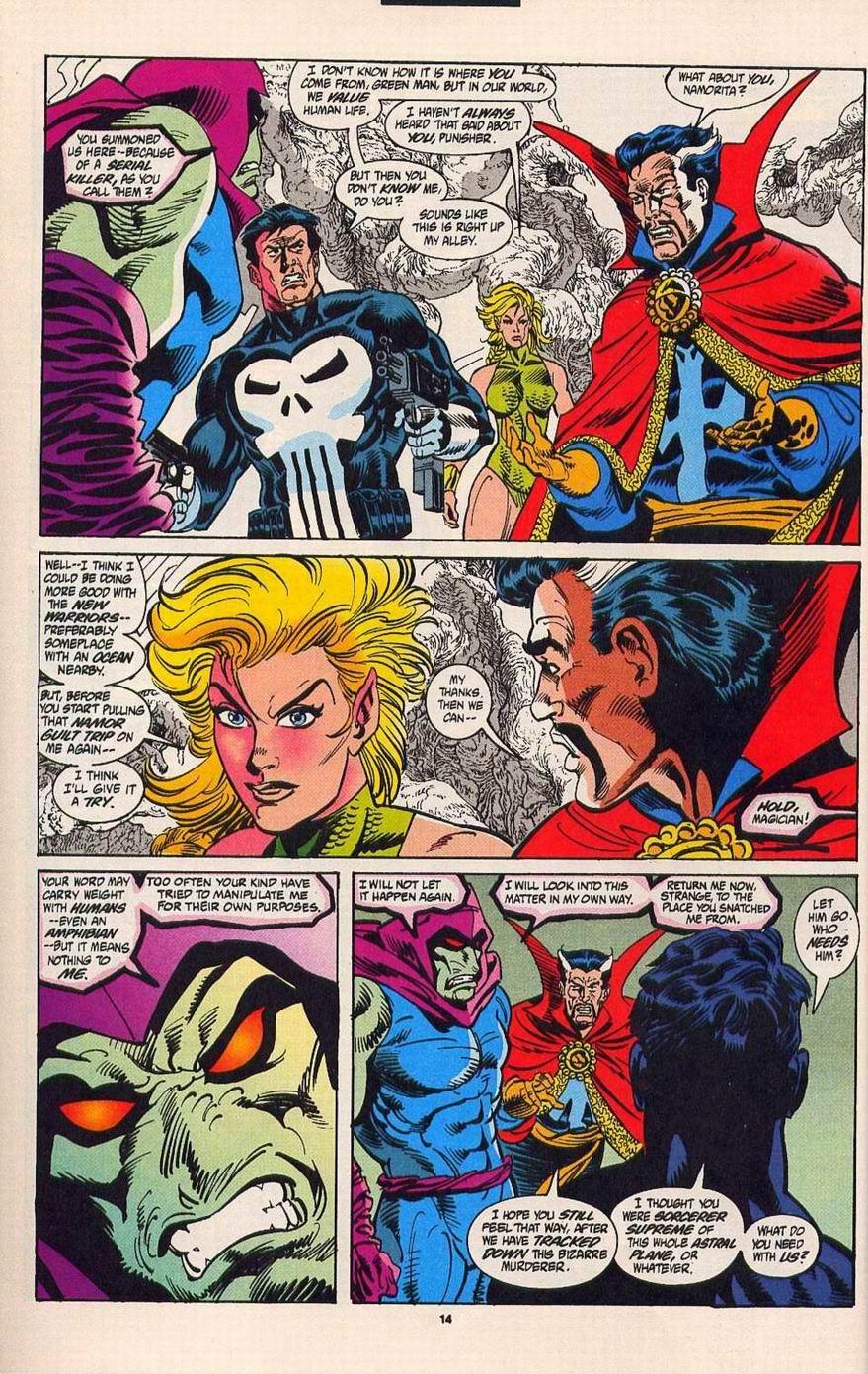 Read online Secret Defenders comic -  Issue #4 - 9