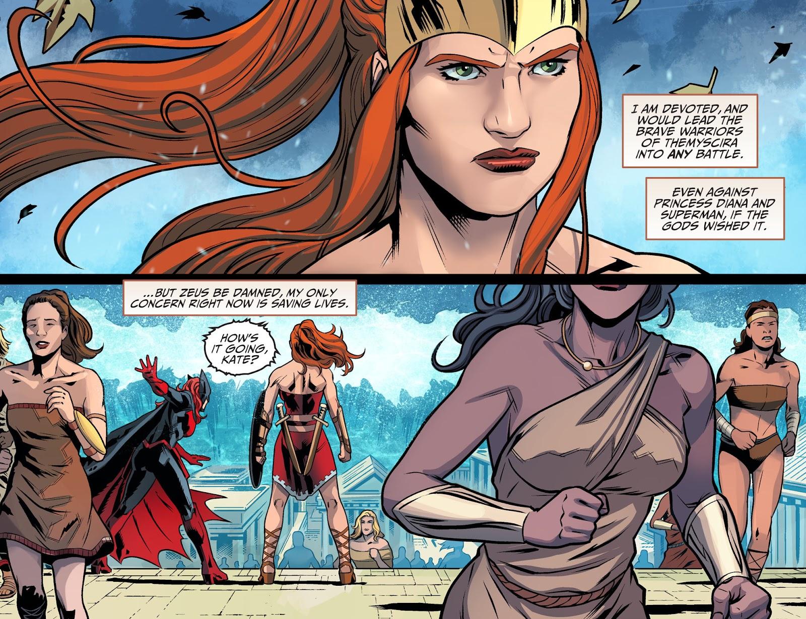 Injustice: Gods Among Us Year Four Issue #20 #21 - English 5