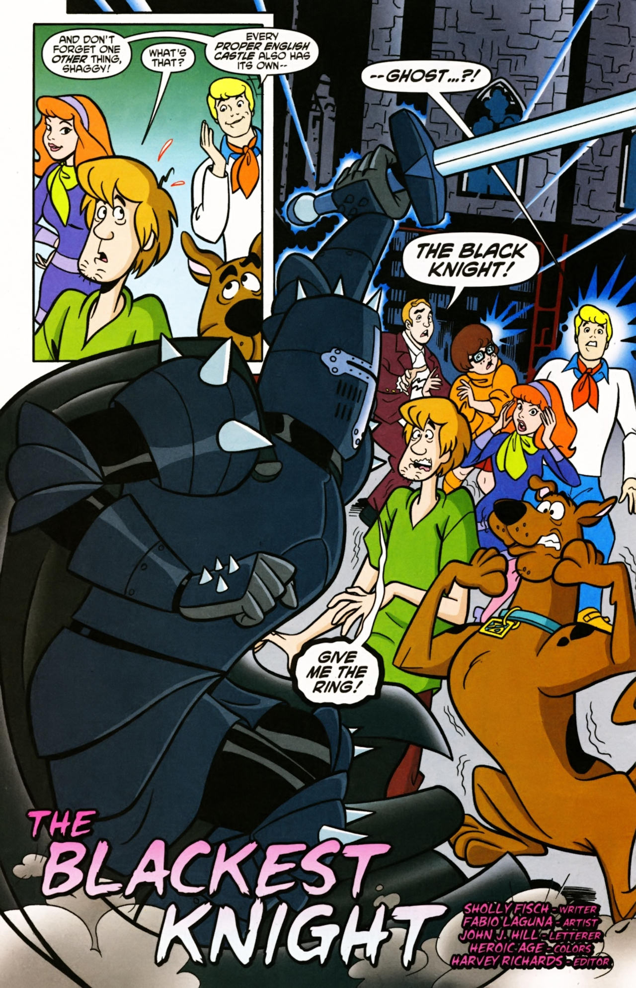 Read online Scooby-Doo (1997) comic -  Issue #150 - 15