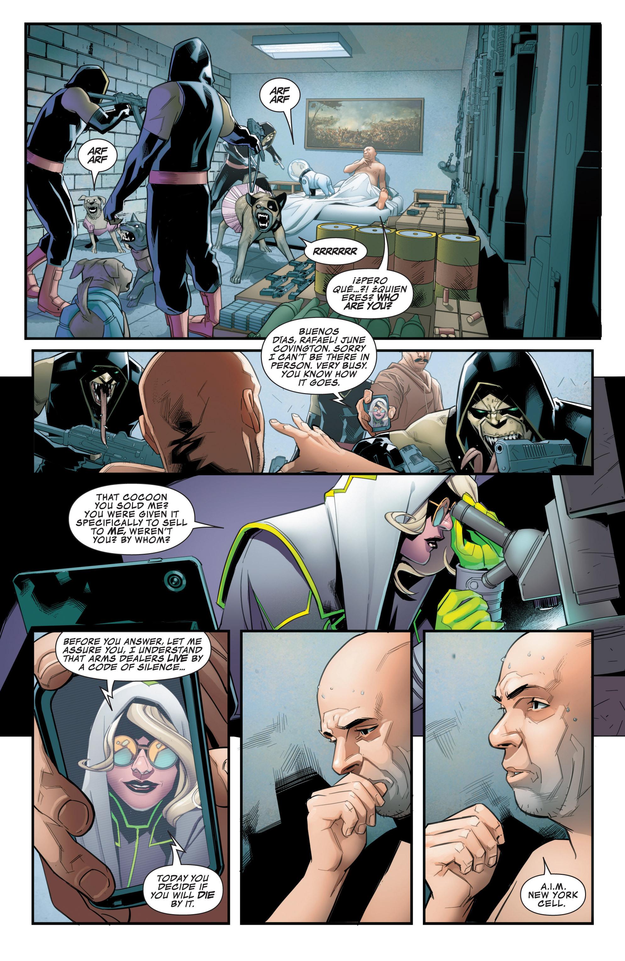 Read online Avengers Assemble (2012) comic -  Issue #23 - 6