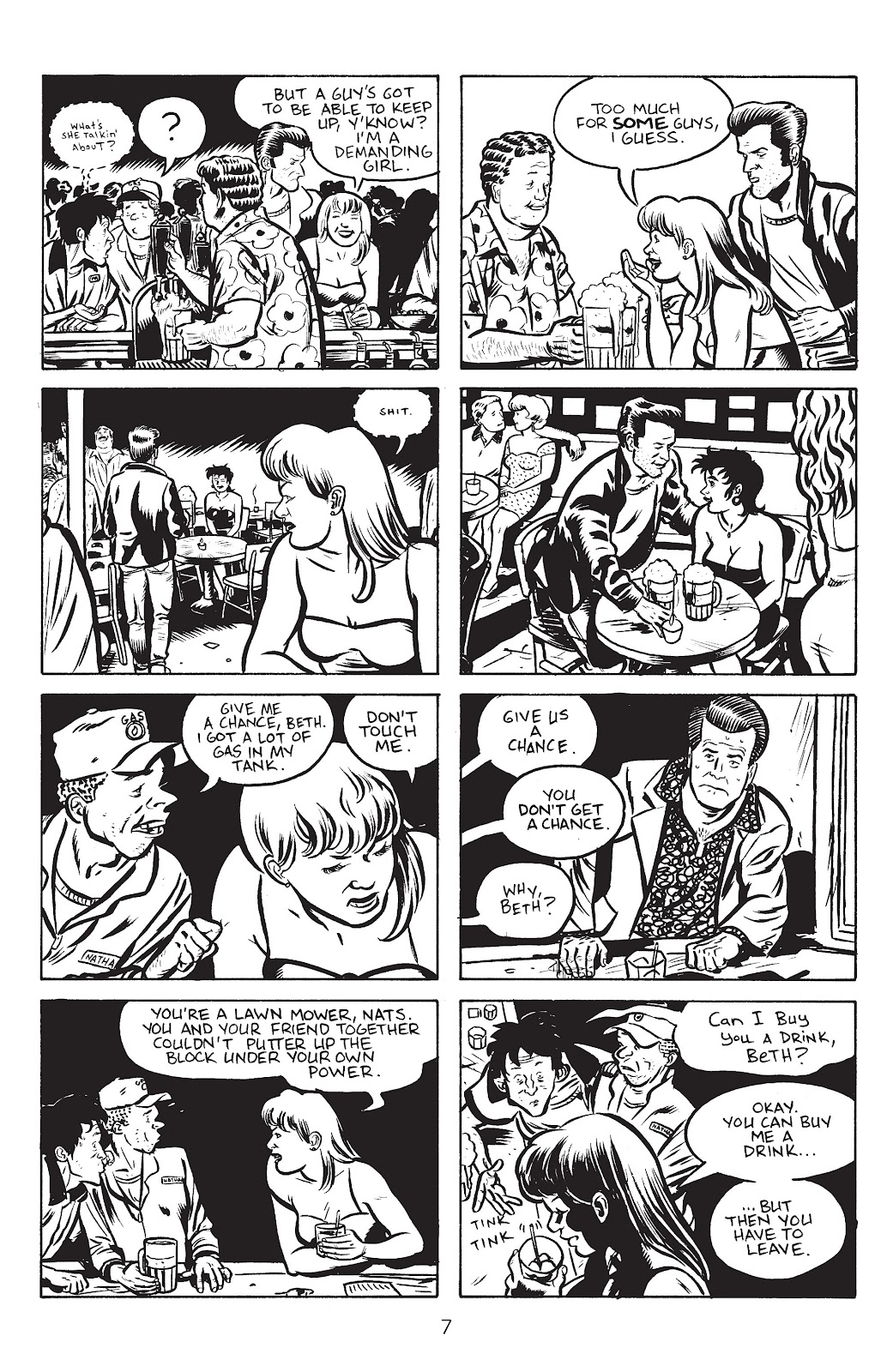Stray Bullets Issue #22 #22 - English 9