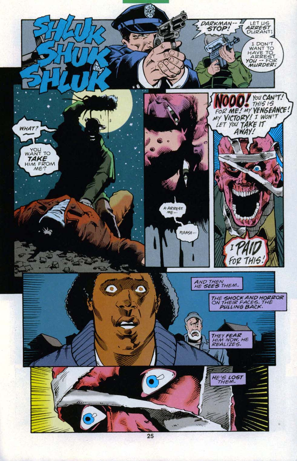 Darkman (1993) #6 #6 - English 20