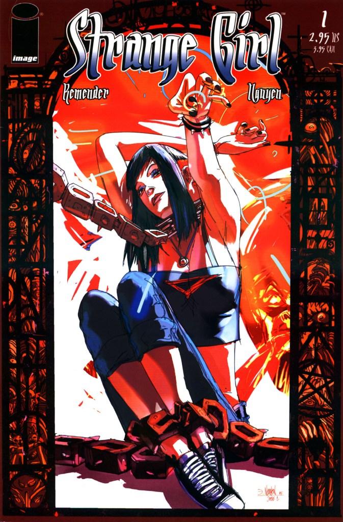 Strange Girl Issue #1 #2 - English 1