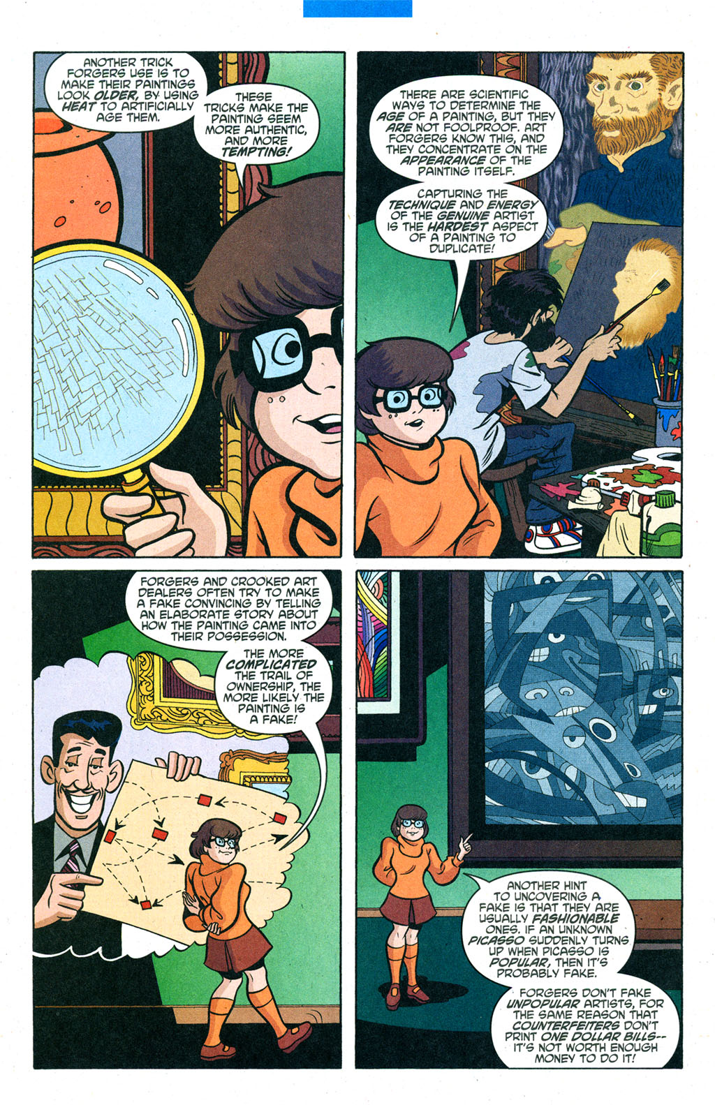 Read online Scooby-Doo (1997) comic -  Issue #95 - 15