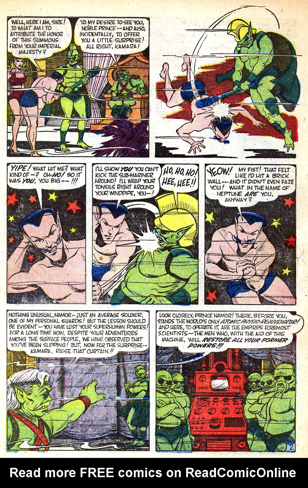 Sub-Mariner Comics #38 #38 - English 5