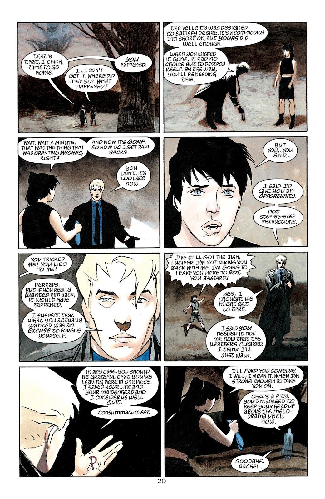 Sandman Presents: Lucifer Issue #3 #3 - English 21