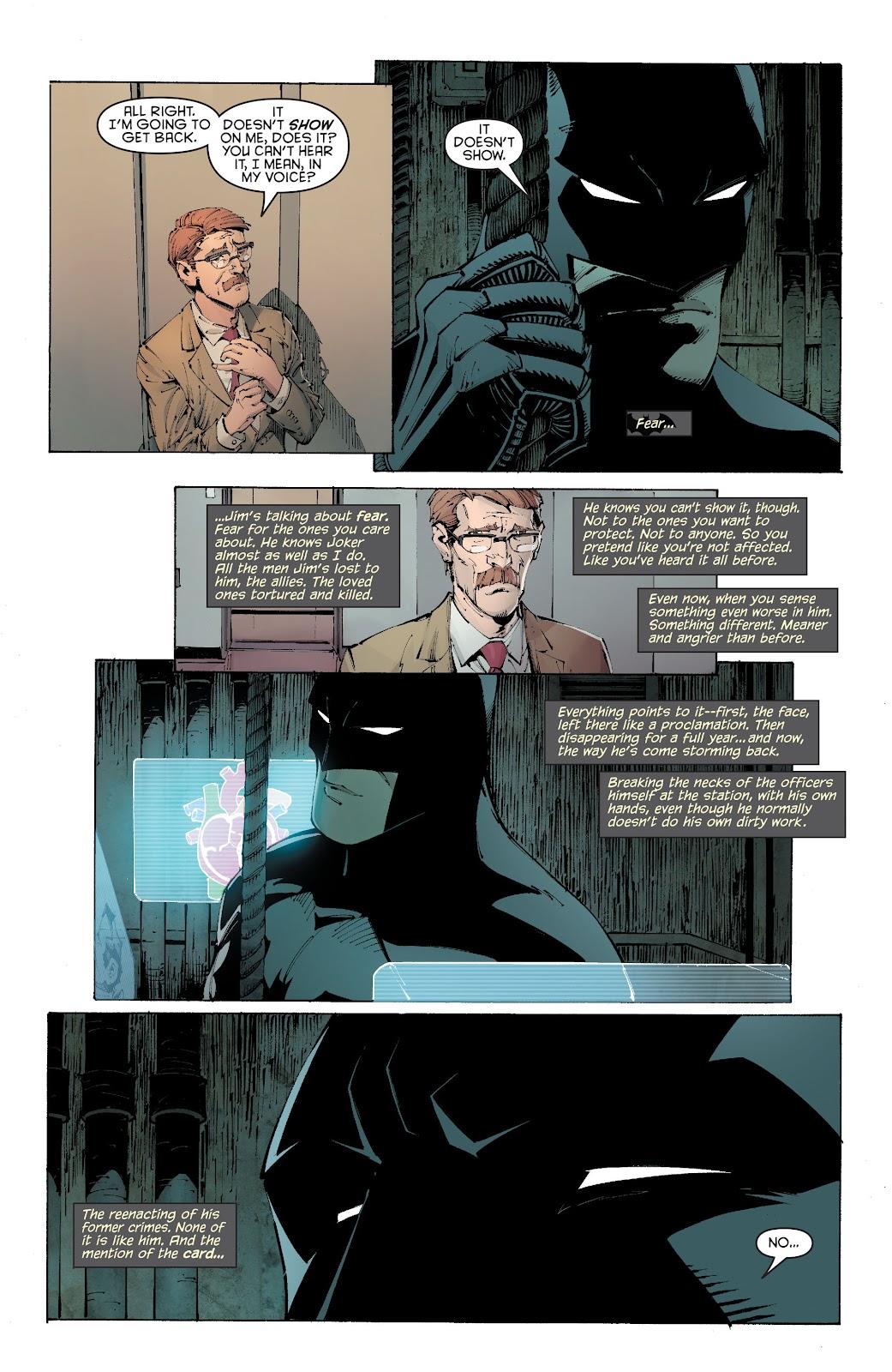 Batman (2011) Issue #13 #28 - English 17