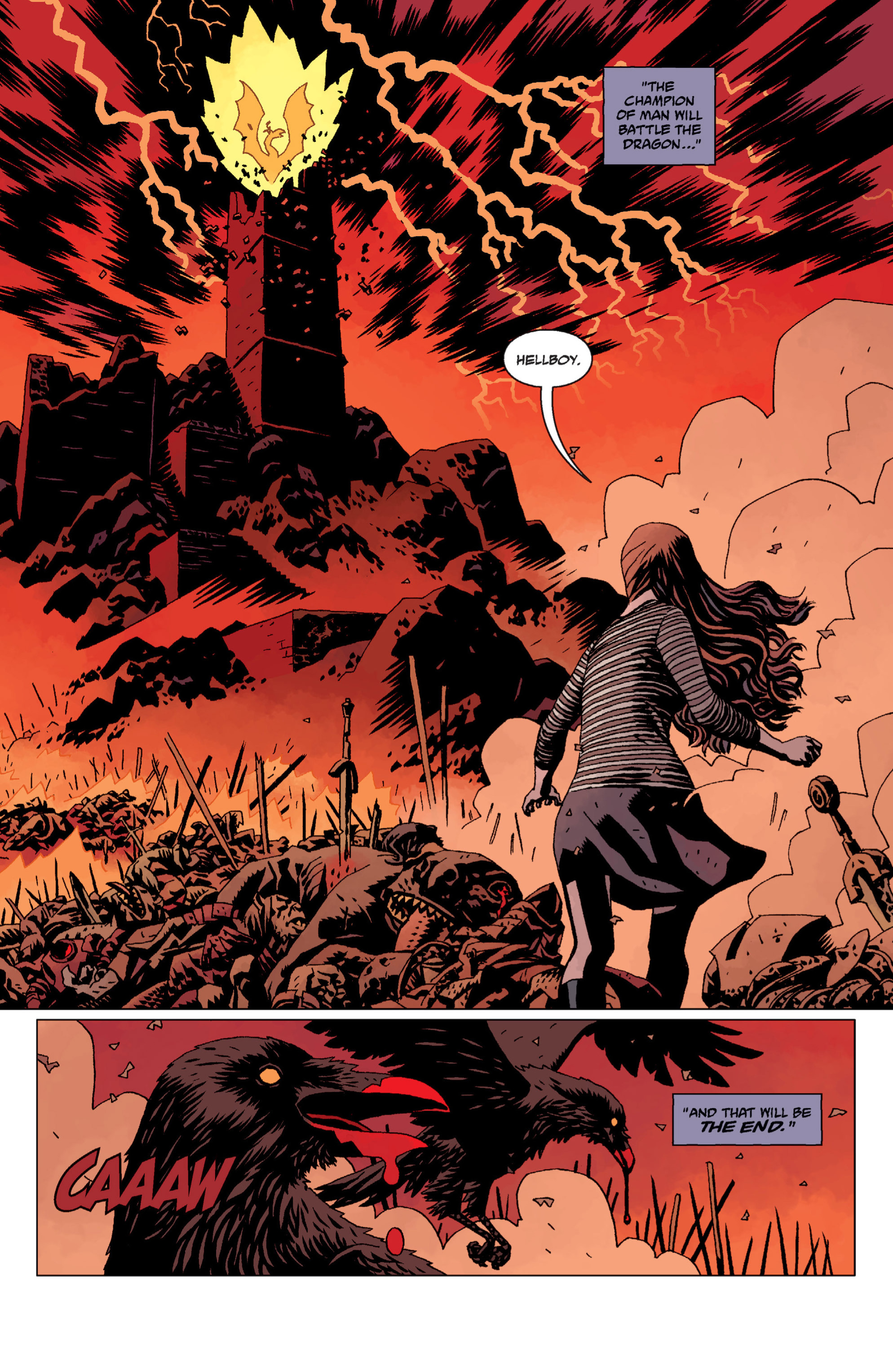 Hellboy chap 12 pic 137