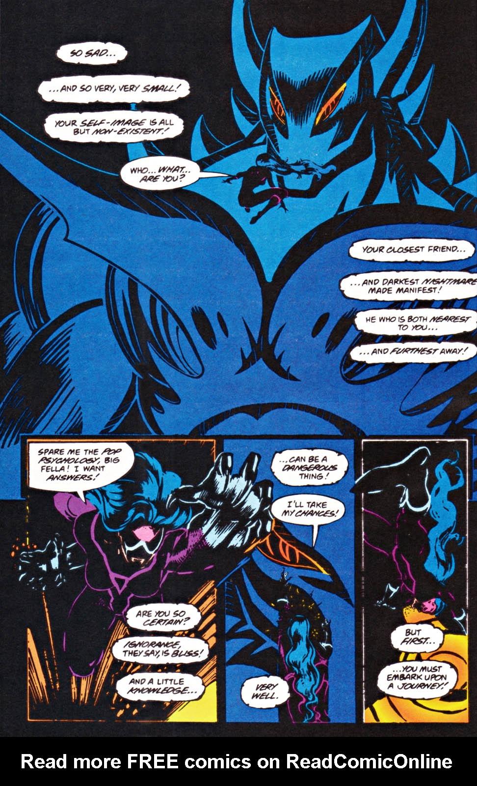 Read online Secret Defenders comic -  Issue #22 - 5