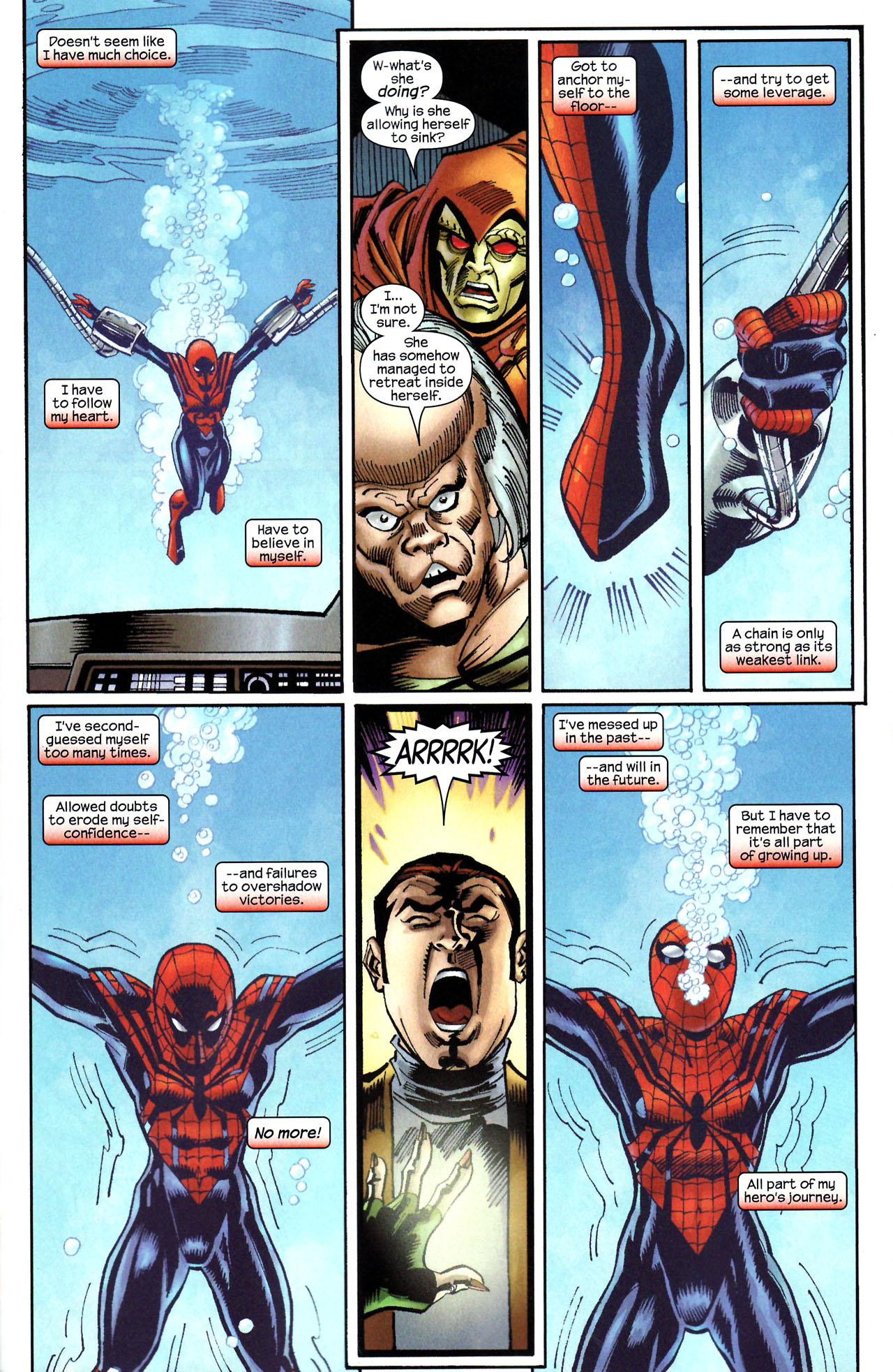 Amazing Spider-Girl #15 #16 - English 34