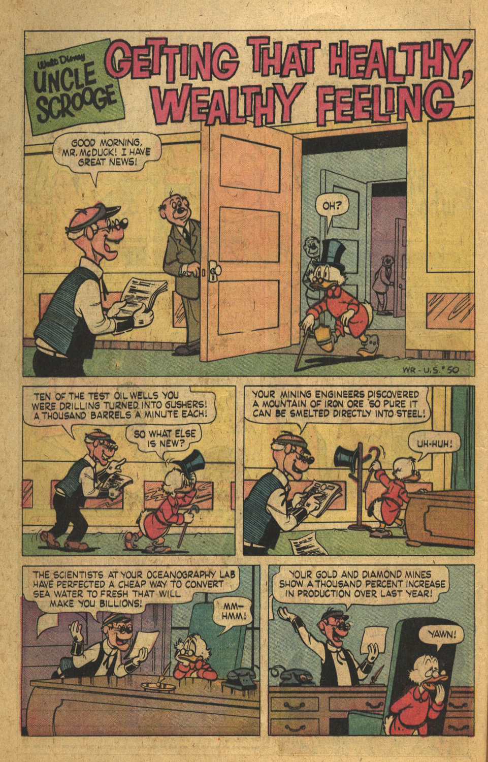 Uncle Scrooge (1953) Issue #116 #116 - English 33