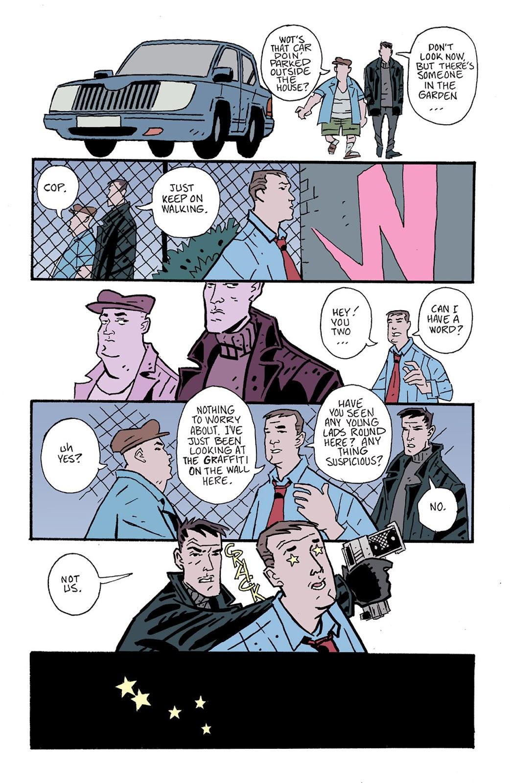 Mudman Issue #2 #2 - English 11